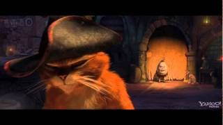 Gato de Botas (Puss In Boots) - Trailer 2