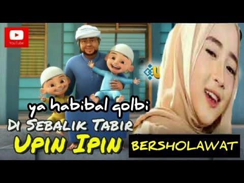 Viralll 😅 Cara Mudah Upin Ipin Bersholawat Agar Indah Kaya Nisa Syaban.