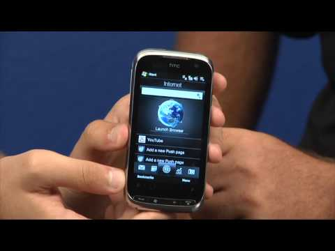 HTC Touch Pro 2 Review