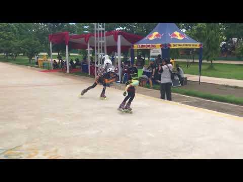 Jakarta Open 2017 : Final Standart KU B Putri