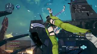 First English Gameplay For Sword Art Online: Fatal Bullet  - PS4, PC, XBOX ONE