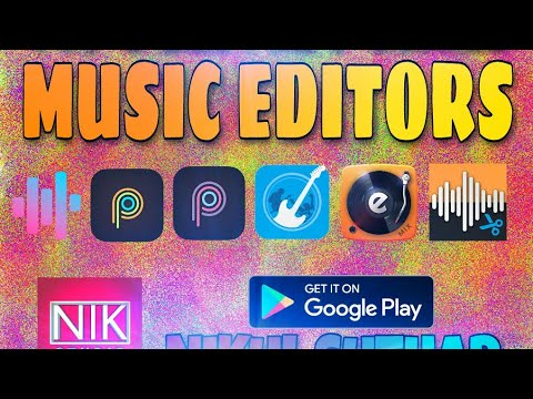 TOP 5 BEST MUSIC EDITORS APP FOR ANDROID 2018