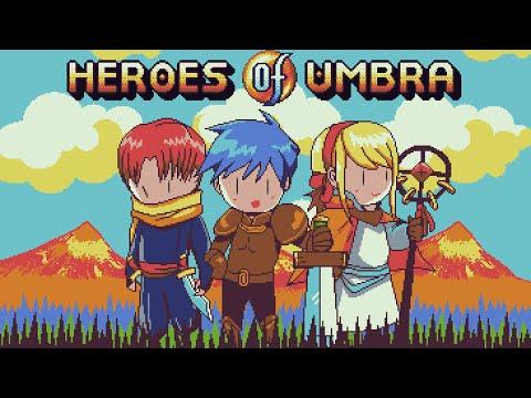 Heroes of Umbra Trailer