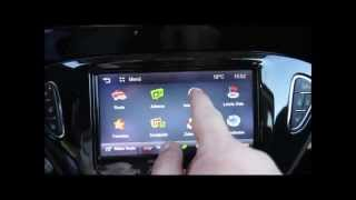 Opel Corsa E (2015): IntelliLink - Navigation mit BringGo App (1/5)