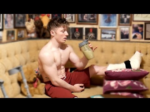 What Gymnasts Eat   Food & Supps for Healing   Rehab Journey (5)