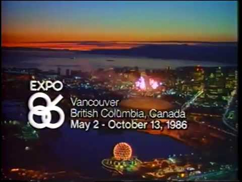 TV Commercial for Expo 86 in Vancouver