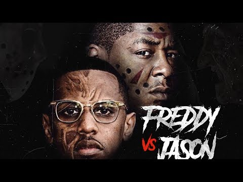 Fabolous x Jadakiss   Paper Touchin Freddy Vs Jason