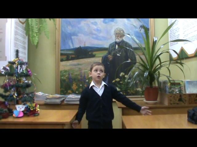 Изображение предпросмотра прочтения – КириллКуприянов читает произведение «Тучи» М.Ю.Лермонтова