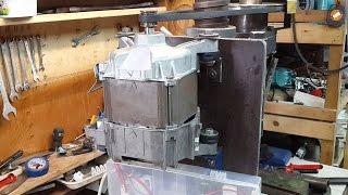 Что можно сделать с двигателем от стиральной машины