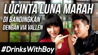 Lucinta Luna LEMPAR MINUMAN ke Boy William! | #DrinksWithBoy Eps. 4 MP3