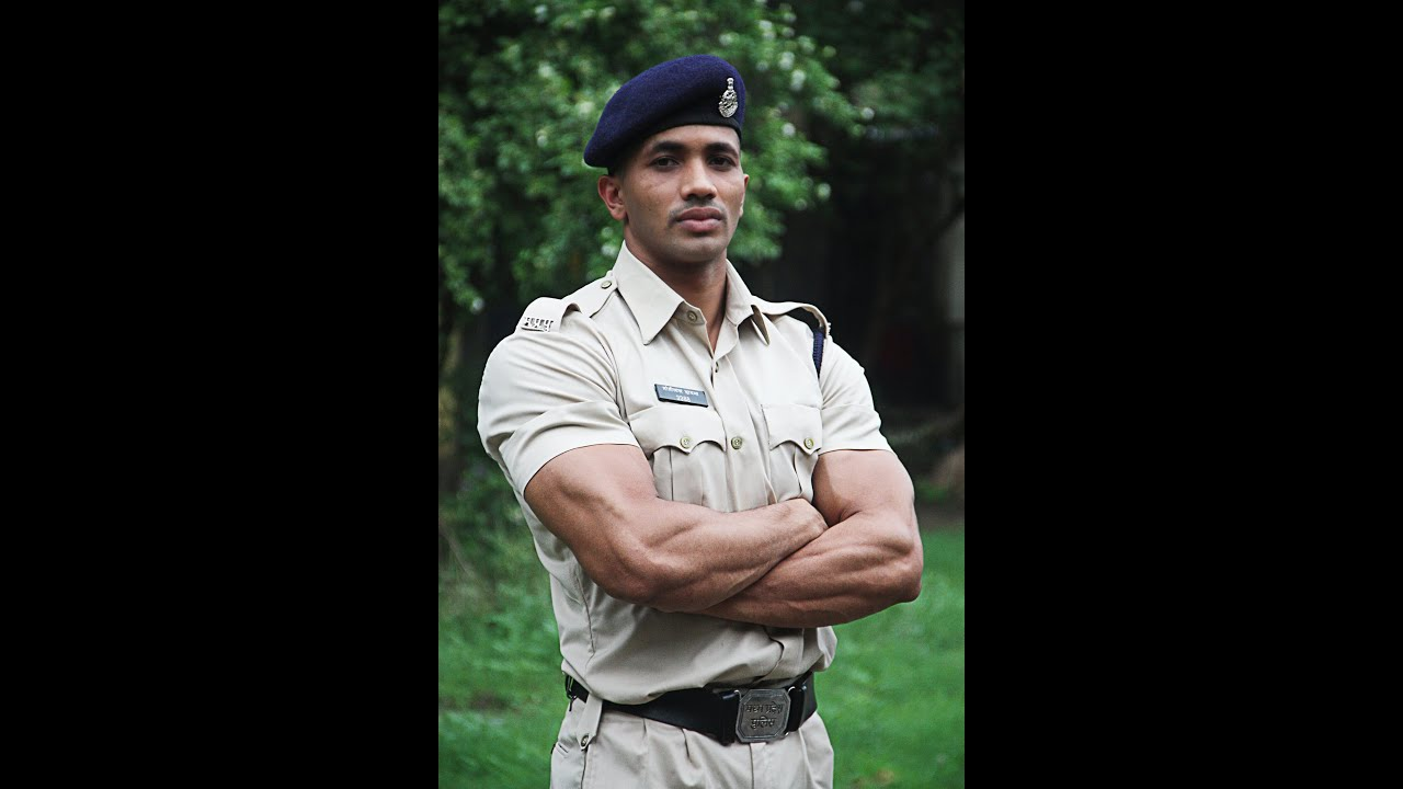 Bodybuilder Policeman True Story India Youtube
