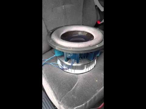 custom 12 quad coil subwoofer youtube rh youtube com Quad Voice Coil Subwoofer Quad Subwoofer Box