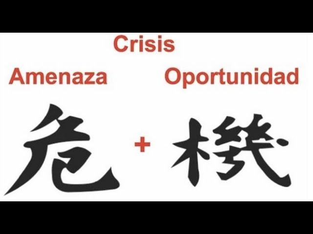 338 Esta CRISIS sera tu Aliado o tu Enemigo ? por Luis R Landeros