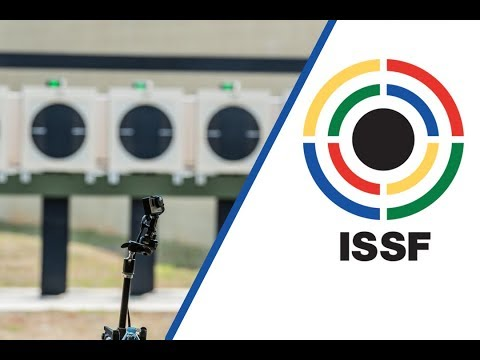 25m Rapid Fire Pistol Men Final - 2018 ISSF World Cup Stage 3 in Fort Benning (USA)