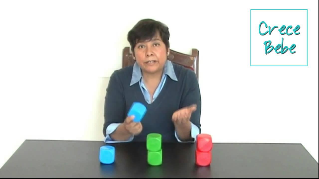 Como enseñar los colores al niño - YouTube