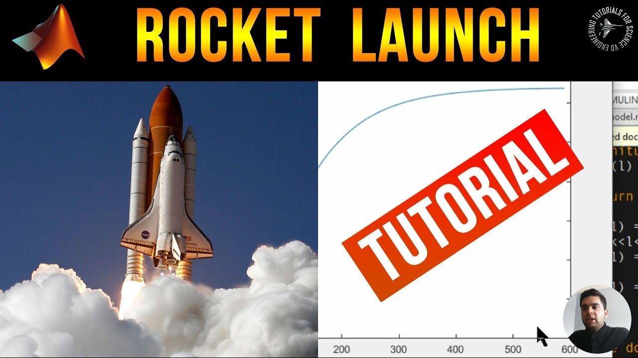 STS Rocket Launch Simulation Algorithm Tutorial with MATLAB (Using Euler's  Method ODE's)