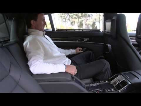 2014 Porsche Panamera 4S Executive Review | Calgary, Alberta
