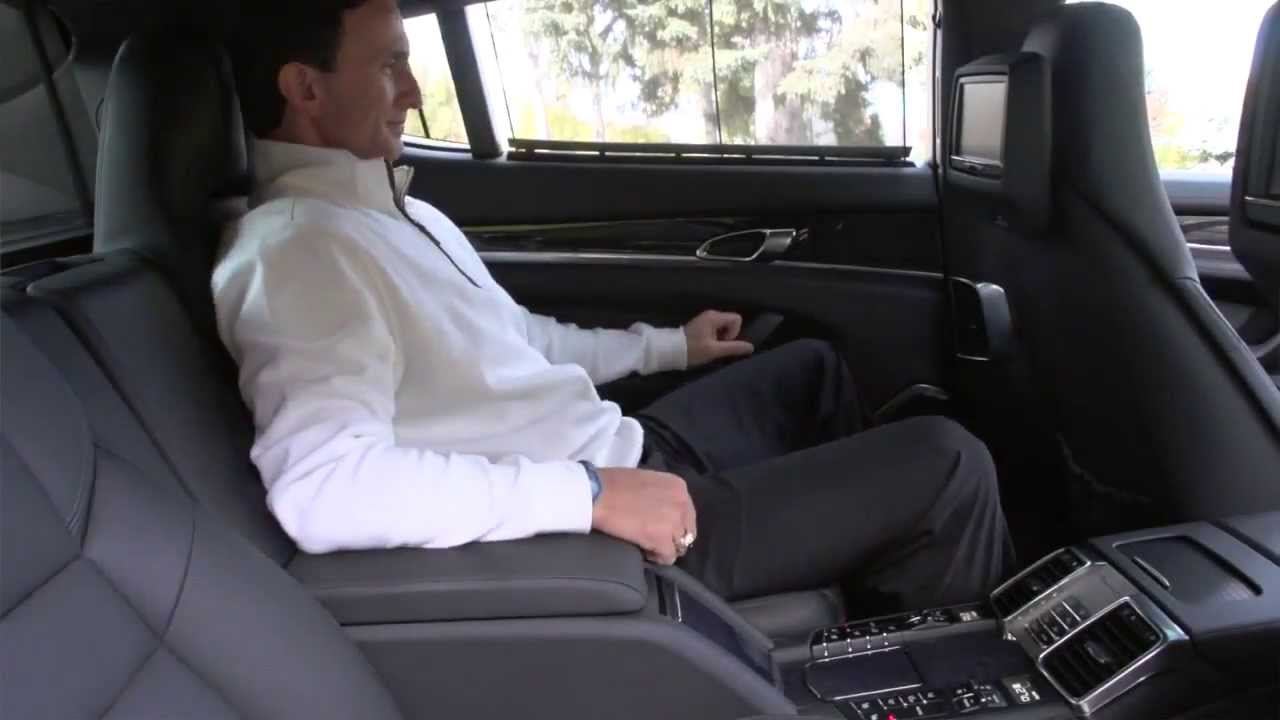 2014 Porsche Panamera 4S Executive Review