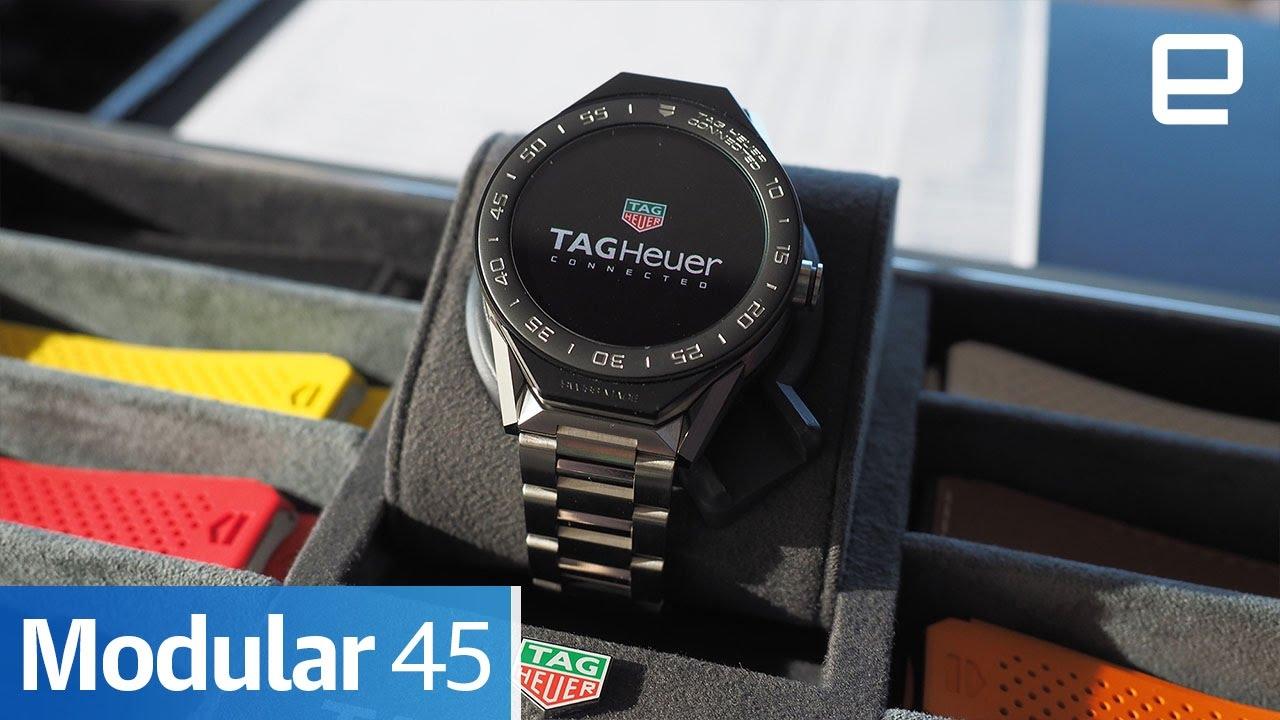 a285ea85a77 TAG Heuer Connected Modular 45