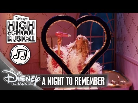 High School Musical  Song: A Night To Remember  im DISNEY CHANNEL #HSM10