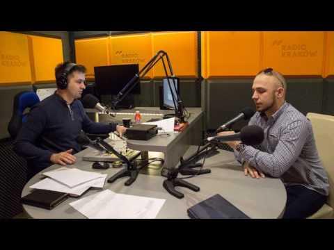 Mateusz Kijak - Fragment zapowiedzi wystawy | Radio Kraków