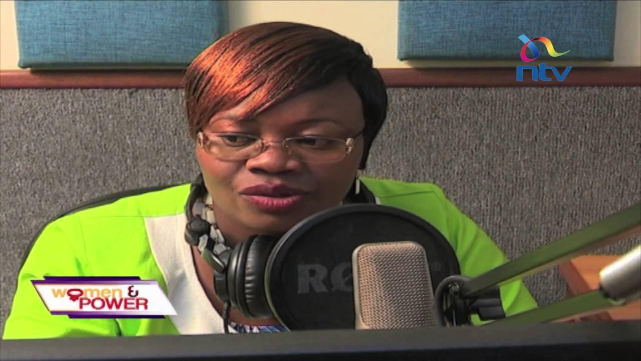 Women and Power: Veteran journalist Gathoni