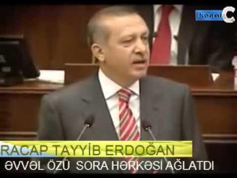 kanal c Receb Tayyib Erdoğan niye ağladı