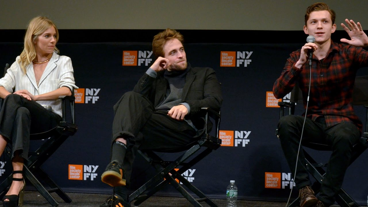 'The Lost City of Z' Press Conference | NYFF54