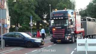 Scania trucks collection
