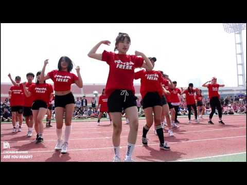 [2016 SOPA 퍼레이드] 2학년 실용무용과 7기 퍼레이드 / [2016 SOPA parade] School of Performing Arts Seoul _ Parade