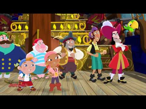 Jake si piratii din Tara de Nicaieri - Zapada si gheata. Doar la Disney Junior! from YouTube · Duration:  42 seconds