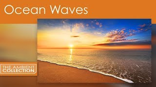 Nature DVD - Ocean Waves With Natural Sea Sounds
