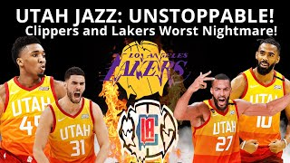 Is the Utah Jazz a THREAT?