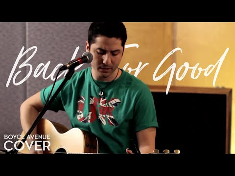 Music video Boyce Avenue - Back for Good