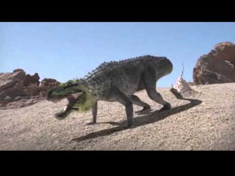 Dinosaur Revolution | Eoraptor Mating Crasher