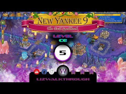 New Yankee 9 - Level CE 5 Walkthrough (The Evil Spellbook) |
