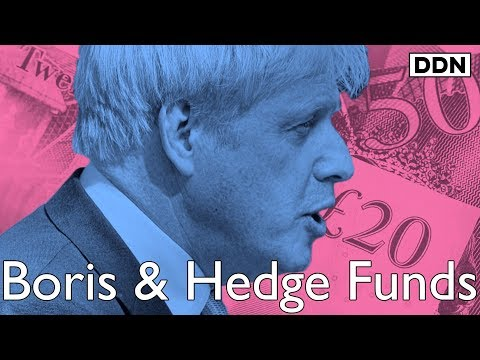 Are hedge funds driving Boris Johnson's Brexit plans? | Peter Jukes