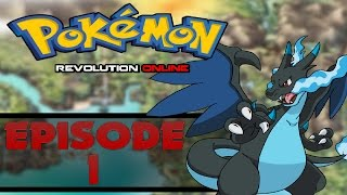 Pokemon Revolution Online FR #1 - Nouveau jeu POKEMON ?! - Let's Play MMO
