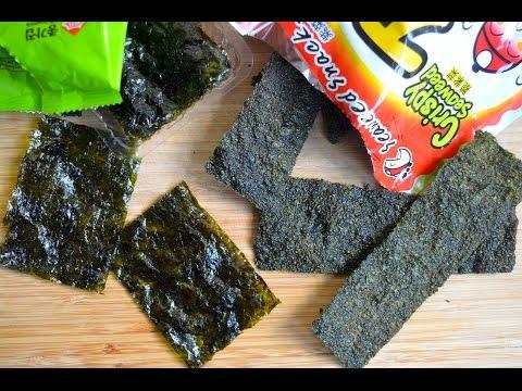 Seaweed Snack | Dumpling Sisters
