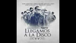 Daddy Yankee Ft Varios Artistas-Llegamos a la disco (ACAPELLA MIX SEBAMIXERDJ)