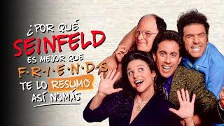 ¿Por Que Seinfield Es Mejor Que Friends? | Con La Actuación Especial de Lucas Baini #CamaraEnMano)