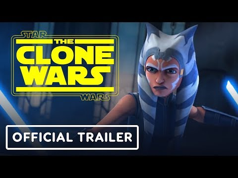 Star Wars: The Clone Wars - Final Season Official Trailer