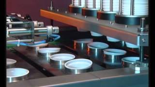 Упаковочная машина Zeus для зернистого сыра(, 2011-10-24T10:53:02.000Z)