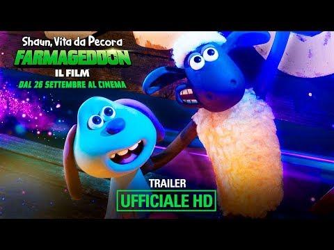 Shaun, Vita da Pecora: Farmageddon - Il Film - Trailer Ufficiale Italiano | HD
