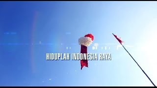 INDONESIA RAYA (video lyric)