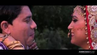 Muslim Wedding | The Palace at Somerset | Syed and Jannat | Ambrosial Films