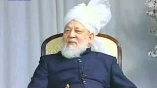 Jokes tells by Man of God Hazrat Mirza Tahir Ahmad(rah) #2