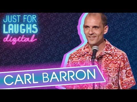 Carl Barron - Don't Hide Your Yawn