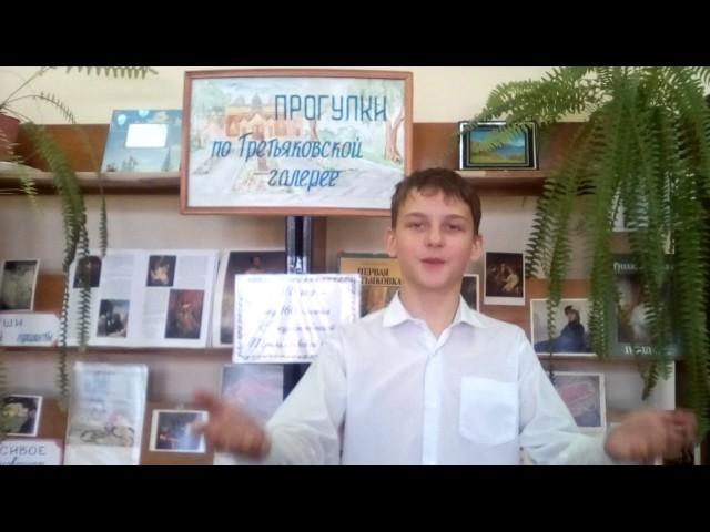 Изображение предпросмотра прочтения – АндрейКривогин читает произведение «Молитва (В минуту жизни трудную…)» М.Ю.Лермонтова