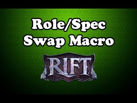 Rift - Grim - Role / Spec Swap Macro